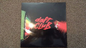 Daft punk daft club double  album records Windsor Region Ontario image 1