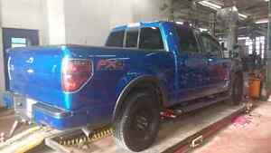 2012 Ford F150 Fx4 4x4