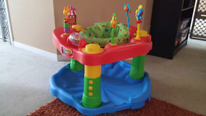 ExerSaucer by Evenflo