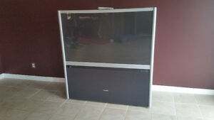 Free Toshiba 57in Projection TV