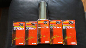 Oil Filters-Harley Davidson