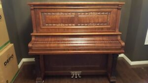 PIANO FOR SALE IN TOWN OF VERMILION