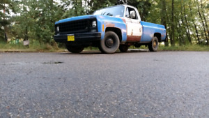 """1979 Chevy C1500 """"Project Farm Truck"""""""