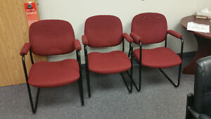 OFFICE GUEST/SIDE CHAIRS