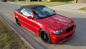 2004 BMW 3-Series 330 Ci M Convertible