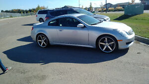 2006 Infiniti G35 Coupe Coupe (2 door)