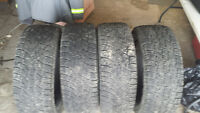 "20"" Wild Country Snow Tire"