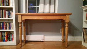 Beautiful Sturdy Solid Wood Table