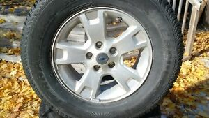 """16"""" Ford Alloy Rims and A/Ts Belleville Belleville Area image 2"""