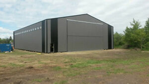 80' x 120'- 20' Turnkey Cold Storage Building