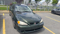 2000 Pontiac Grand Am GT Berline Vente ou Echange Route/piece