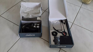 wireless headset (Jabra)