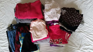 21 pc. Girls Clothing Lot# 1 size 14