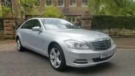 Mercedes-Benz S350 3.0 CDI L LWB LIMOUSINE Blue TEC EFFIENCY 2 FORMER KEEPERS