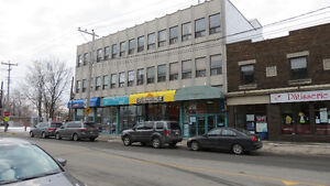 Office Space and Retail for Rent in Montreal West Close to Train