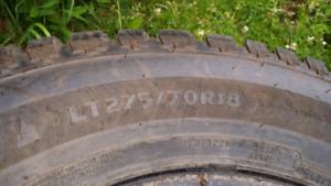 pneu 275/70r18