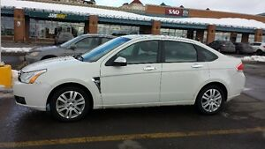 2009 Ford Focus SEL Berline