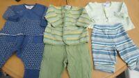 Gros lot vêtements fille ÉTÉ 3-6 mois, Baby Mexx, Gap, Rodin etc