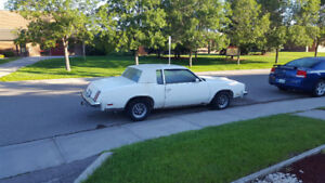 1978 Cutlass-Great Project Car!