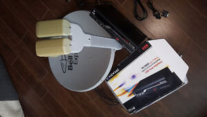 VIEWSAT EXTREME VS2000 and BELL SATELLITE DISH