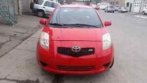 Toyota Yaris Rs hatcback 2006