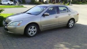2004 Honda Accord Sedan