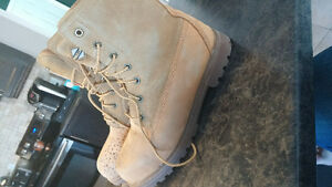 steel toe work boots Cambridge Kitchener Area image 2
