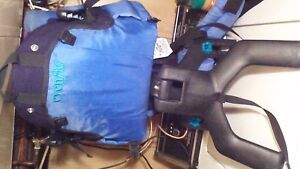 evenflow child or baby backpack carrier like new condition Stratford Kitchener Area image 3