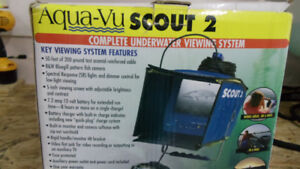 Aqua View Scout 2  Underwater Viewing System
