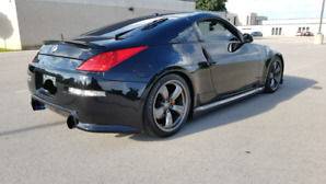 2008 NISSAN 350Z GT FULLY LOADED ONE OF KIND