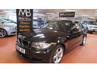 2008 BMW 1 SERIES 120d SE [Start Stop] Full Leather Sport Seats 6 Speed Diesel