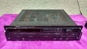carver Hr-732 receiver reconditioned! with remote and manual