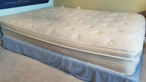 Mattress and Boxspring  - Double Bed Size