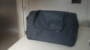 Harley Davidson Black Over Night Luggage Bag
