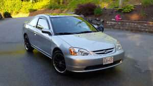 2003 Honda Civic Coupe Si (2 door)
