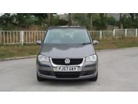2007 Volkswagen Touran 1.6 S 5dr (7 Seats)