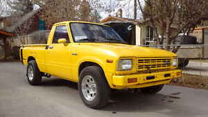 1983 Toyota Pickup - Price Reduced