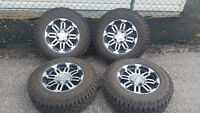 selling A/T tire package Duratrack