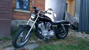 100th Anniversary Sportster Low KMs
