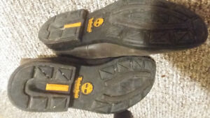 very good condition Timerland male boots size 10!