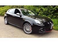 2017 Alfa Romeo Giulietta 1.75 TBi 240 Veloce TCT with L Automatic Petrol Hatchb