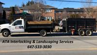 Interlocking,Sealing ,Sanding services