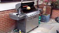 Weber BBQ Grill - Summit Model 2 Years Old - Excellent Cond!