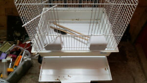 Canary cage for 35$ .