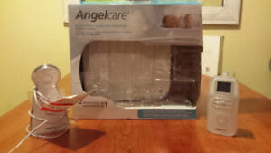 Angelcare Baby Monitor & Sensor Pad- Excellent condition