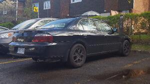 2002 Acura TL Sedan