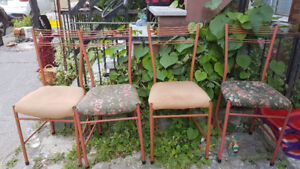 Chairs, drawer units for sale