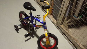 Huffy Kids bicycle bikes 10 inch