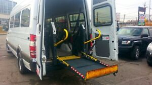 2008 Dodge Sprinter 45 in Stock, WHEELCHAIR ACCESSIBLE VAN