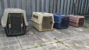 Dog/Puppy/Cat Crates Available
